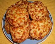 Рецепт Домашнее сырное печенье рецепт с фото
