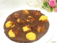 Рецепт Пирог шоколадный с творогом рецепт с фото