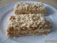 Рецепт Медово-апельсиновое пирожное рецепт с фото