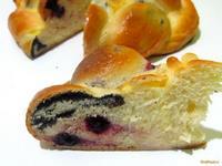 Рецепт Пирог маково-творожный рецепт с фото