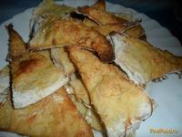 Рецепт Картофельное слоеное печенье рецепт с фото