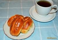 Рецепт Пирожки с вишневым вареньем рецепт с фото