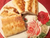 Рецепт Конвертики из лаваша с рисом и фруктами рецепт с фото