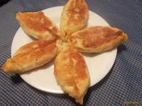 Рецепт Пирожки с морковью и яблоком рецепт с фото