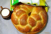 Рецепт Калач рецепт с фото