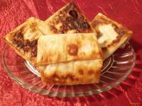 Рецепт Конвертики из лаваша с картофелем и консервированными сардинами рецепт с фото