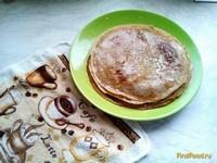 Рецепт Пшенично-гречишные блины рецепт с фото