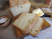 Рецепт Белый хлеб на воде рецепт с фото
