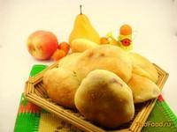 Рецепт Пирожки со свежей капустой и с вишнями рецепт с фото