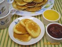 Рецепт Воздушные лимонные оладьи рецепт с фото