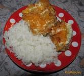 Рецепт Жареная рыба с морковкой и майонезом рецепт с фото