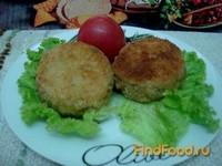 Рецепт Котлеты фаршированные цветной капустой рецепт с фото