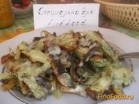 Рецепт Жареный картофель под сыром рецепт с фото