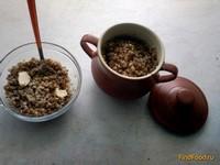 Рецепт Рассыпчатая гречка в горшочке рецепт с фото