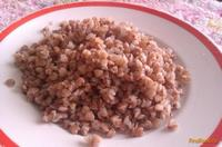 Рецепт Ароматная рассыпчатая гречка рецепт с фото