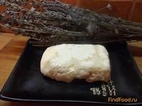Рецепт Домашнее сливочное масло из сливок рецепт с фото