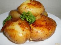 Рецепт Тающий картофель рецепт с фото
