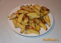 Рецепт Молодая картошка по деревенски рецепт с фото