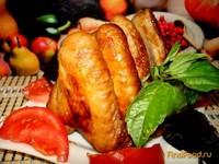 Рецепт Куриные крылышки запеченные в духовке рецепт с фото