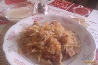 Рецепт Бигос со свининой рецепт с фото