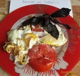 Рецепт Быстрый завтрак рецепт с фото