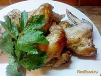 Рецепт Крылышки в медово-уксусном маринаде рецепт с фото