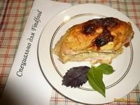 Рецепт Куриная грудка с черносливом рецепт с фото