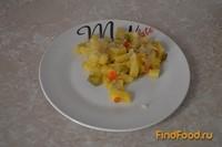 Рецепт Картофель с овощами в рукаве рецепт с фото