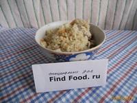 Рецепт Каша рисовая с курицей рецепт с фото