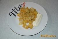 Рецепт Тушеная картошка с пекинской капустой рецепт с фото
