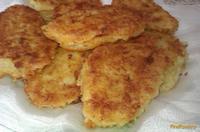 Рецепт Картофельные пирожки рецепт с фото