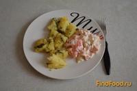 Рецепт Варёно-обжаренная молодая картошка рецепт с фото