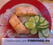Рецепт Лосось с лимоном в фольге рецепт с фото