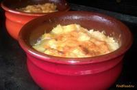 Рецепт Картофель с тушенкой в горшочках рецепт с фото