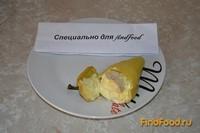 Рецепт Перцы фаршированные куриным мясом рецепт с фото