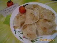 Рецепт Вареники с картофелем и луком рецепт с фото