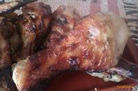 Рецепт Пикантный шашлык из курицы рецепт с фото