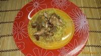Рецепт Куриное филе по-китайски с рисом рецепт с фото