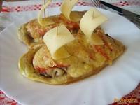 Рецепт Лодочки из кабачков рецепт с фото
