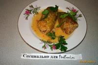 Рецепт Фаршированный перец с мясом орехом и изюмом рецепт с фото