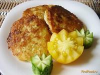 Рецепт Оладьи из кабачков с фаршем рецепт с фото