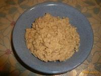 Рецепт Овсяная каша с кокосовым маслом рецепт с фото