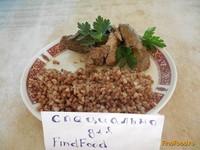 Рецепт Куриная печень в сметане рецепт с фото