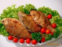 Рецепт Караси жареные рецепт с фото