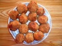 Рецепт Тефтели Ежики в аэрогриле рецепт с фото