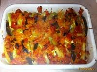 Рецепт Рататуй овощной рецепт с фото