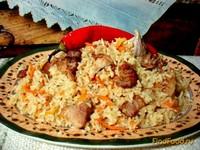 Рецепт Плов со свининой рецепт с фото
