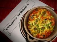 Рецепт Омлет в горшочке рецепт с фото