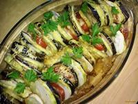 Рецепт Овощная радуга рецепт с фото