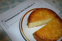 Рецепт Запеканка творожная в горшочке рецепт с фото